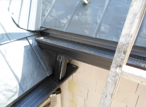 Perforated Gutter Cover