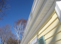 Soffit And Fascal Wrap